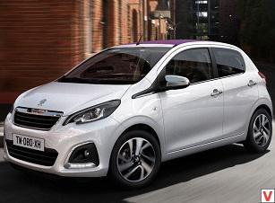 Новый Peugeot 1 8 - самый лёгкий и экономичный