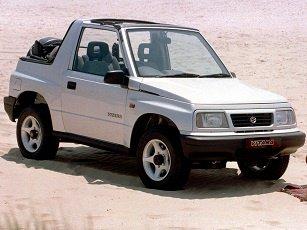 сузуки sidekick 1996 chevrolet tracker двухдверный