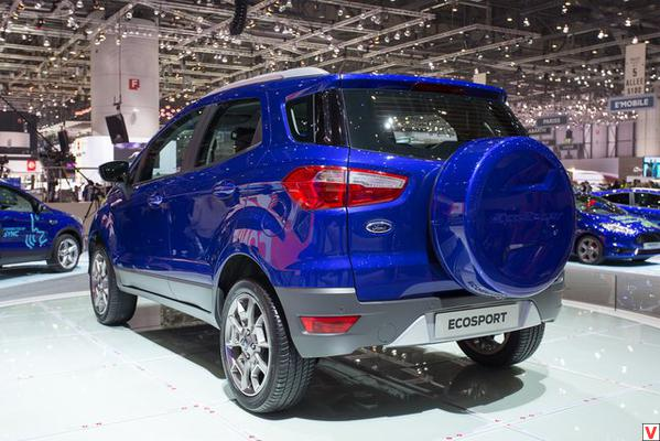 Image Result For Ford Ecosport Xbhp