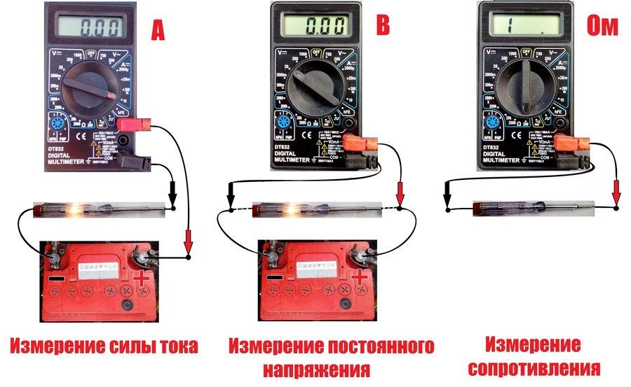 443381 ehfcntoh4f 14887848 - Как проверить напряжение мультиметром в автомобиле