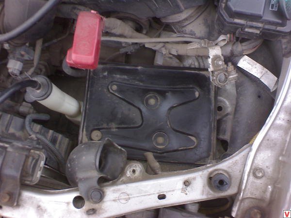 Утепление аккумуляторной батареи. - Борт.журнал Toyota Corolla 1.4 16v VVT-i (2000 г.в.). Своими руками