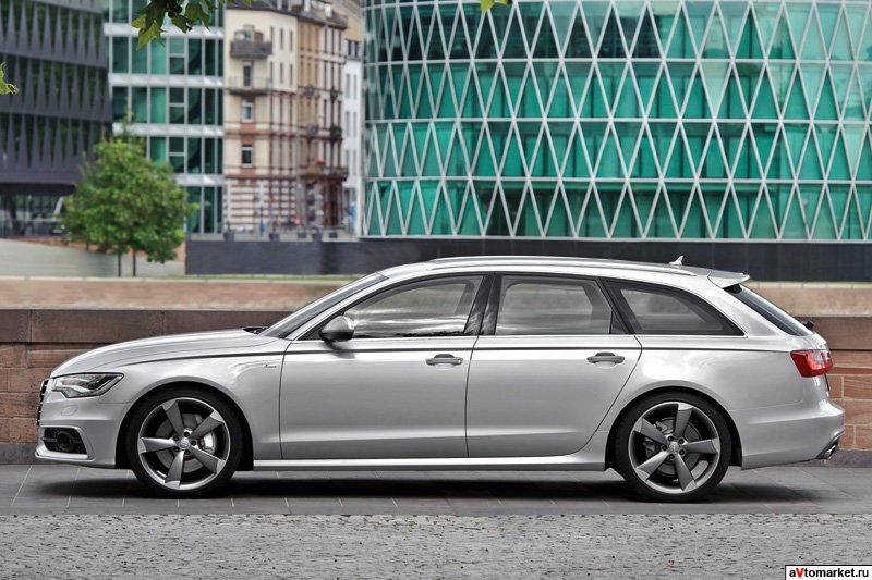 Фото Audi A6 Avant (4G,C7) 5 дв. универсал 2011 – 2014 ...: http://avtomarket.ru/photo/Audi/A6/5dr-wagon-2011-2014/