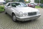 Mercedes E-класс (W210) 4 дв. седан 1995 – 1999