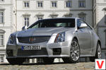 Cadillac CTS Coupe 2 дв. купе 2007 – 2014