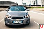 Chevrolet Aveo 4 дв. седан 2011 – …