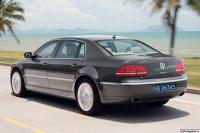 Volkswagen phaeton технические характеристики