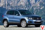 Volkswagen Tiguan 5 дв. внедорожник 2011 – 2015