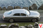 Bentley Mulsanne 4 дв. седан 2010 – …