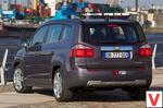 Chevrolet Orlando 5 дв. минивэн 2011 – …