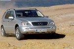 Mercedes M-класс (W163) 5 дв. внедорожник 2001 – 2005