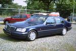 Mercedes S-класс (W140) 4 дв. седан 1993 – 1998