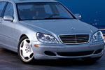 Mercedes S-класс (W220) 4 дв. седан 1998 – 2002