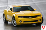 Chevrolet Camaro Coupe  2 дв. купе 2008 – 2012