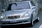 Mercedes S-класс (W220) 4 дв. седан 2002 – 2005
