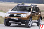 Renault Duster 5 дв. кроссовер 2011 – 2014