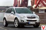 Opel Antara (L07) 5 дв. внедорожник 2011 – 2013