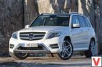 Mercedes GLK  (X204) 5 дв. кроссовер 2012 – …