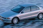 Mitsubishi Galant 4 дв. седан 1997 – 2004