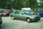 BMW 3-серия (E30) 4 дв. седан 1983 – 1991