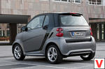 Smart Fortwo Coupe  (461) 2 дв. купе 2012 – 2014