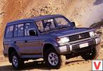 Mitsubishi Pajero 5 ��. ����������� 1991 – 1997
