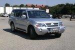 Mitsubishi Pajero 5 дв. внедорожник 2003 – 2006