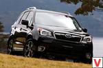 Subaru Forester 5 дв. внедорожник 2013 – 2016