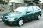 Nissan Almera (N15) 5 дв. хэтчбек 1995 – 1998