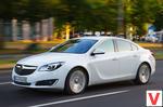 Opel Insignia 4 дв. седан 2013 – …