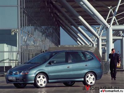 Фото Nissan Almera Tino 5 дв. минивэн 2003 – 2006