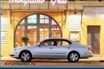 Nissan Maxima QX 4 дв. седан 2000 – 2004