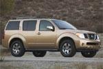 Nissan Pathfinder 5 дв. внедорожник 2005 – 2010