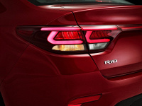 Характеристики автомобиля киа рио
