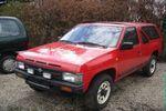 Nissan Terrano 3 дв. внедорожник 1988 – 1993