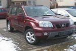 Nissan X-Trail 5 дв. внедорожник 2001 – 2003