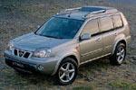 Nissan X-Trail 5 дв. внедорожник 2003 – 2007