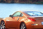 Nissan 350Z Coupe 3 дв. купе 2003 – 2006