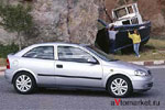Opel Astra (G) 3 дв. хэтчбек 1998 – 2004