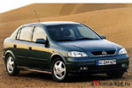 Opel Astra (G) 4 дв. седан 1998 – 2004