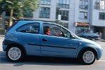 Opel Corsa (C) 3 дв. хэтчбек 2000 – 2003