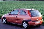 Opel Corsa (C) 3 ��. ������� 2000 – 2003