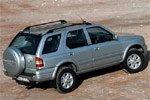 Opel Frontera Wagon (B) 5 дв. внедорожник 1998 – 2004