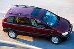 Opel Zafira (F75) 5 дв. минивэн 1999 – 2003