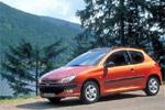 Peugeot 206 3 дв. хэтчбек 2002 – 2006