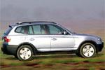 BMW X3 (E83) 5 дв. внедорожник 2004 – 2006