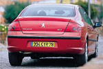 Peugeot 407 4 дв. седан 2004 – 2008