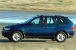 BMW X5 (E53) 5 дв. внедорожник 2000 – 2003