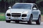 Porsche Cayenne 5 дв. внедорожник 2002 – 2007