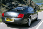 Bentley Continental GT 2 дв. купе 2003 – 2011