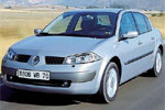 Renault Megane Sedan 4 дв. седан 2003 – 2006